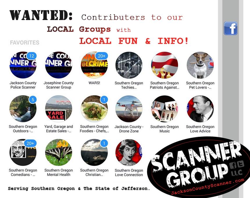 Scanner Group | Jackson & Josephine County